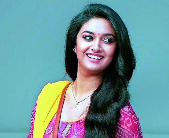 Hot Keerthi Suresh Hd Images Photos Wallpapers Stills In Saree Free