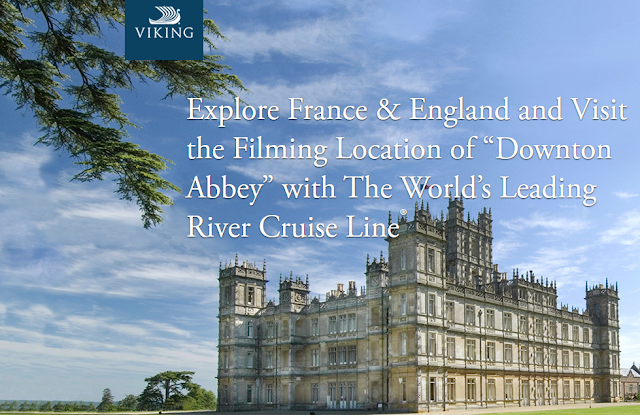 Here are some instructions about how to enter the Viking Cruises Highclere Castle Sweepstakes for your chance to win some really great prizes!