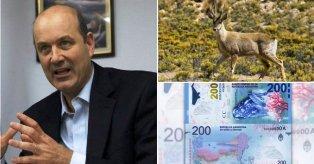 En el marco del desarrollo del proyecto del Banco Central de la República Argentina (BCRA) de lanzar nuevos billetes de mayor denominación con diseños de la fauna autóctona argentina, entre ellos la Taruca, visitó- el fin de semana- la provincia de La Rioja, el presidente de la entidad, Federico Sturzenegger.