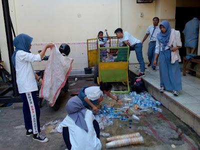 Belajar Mengolah Sampah Secara Sederhana