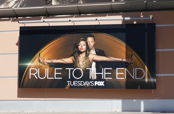 Empire final season 6 billboard