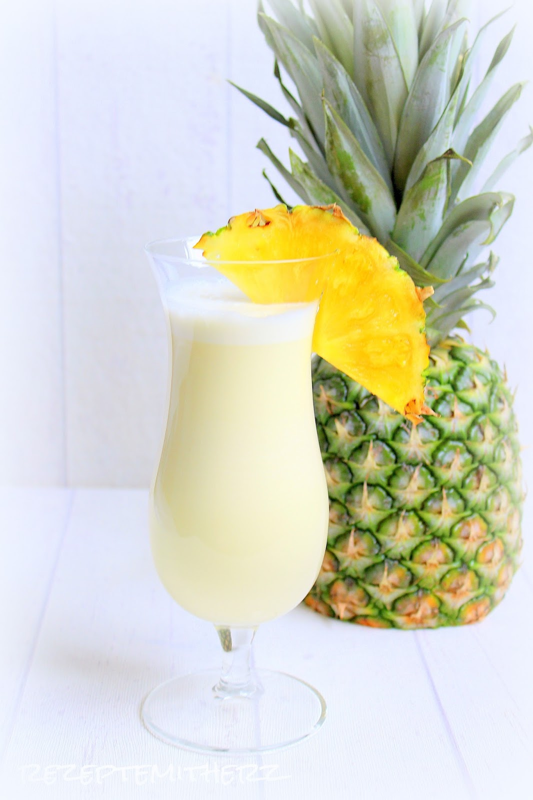 Pina colada cocktail rezept  Pina Colada Cocktail, Thermomix Rezept