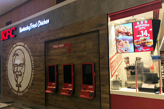 KFC inaugura loja em Maringá. Café com Jornalista