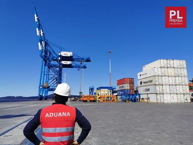 Aduana Talcahuano