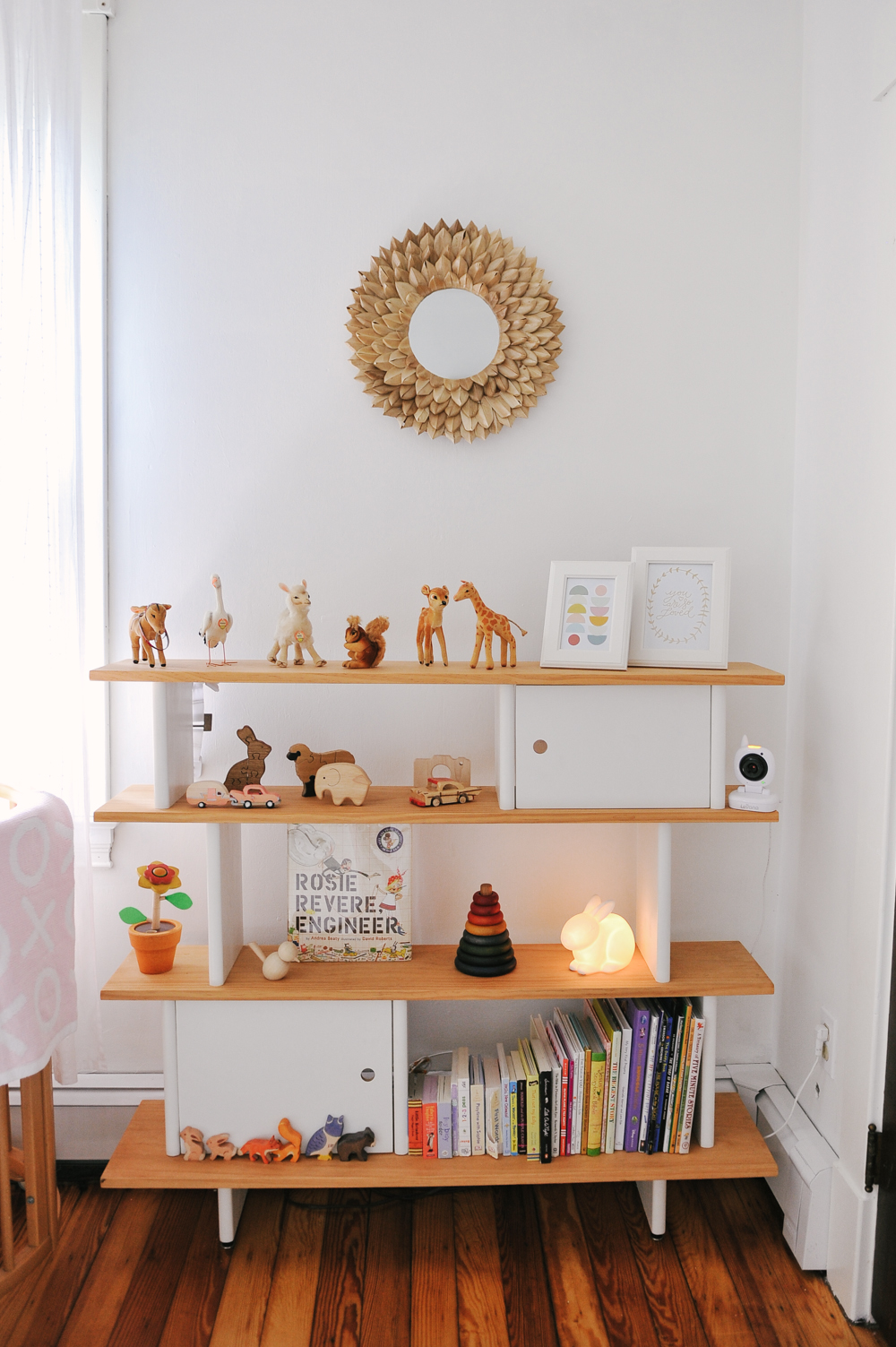 Modern Warm Minimalism Kids Decor
