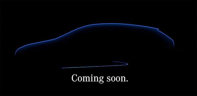 Mercedes EQ A: hatch elétrico será apresentado em Frankfurt