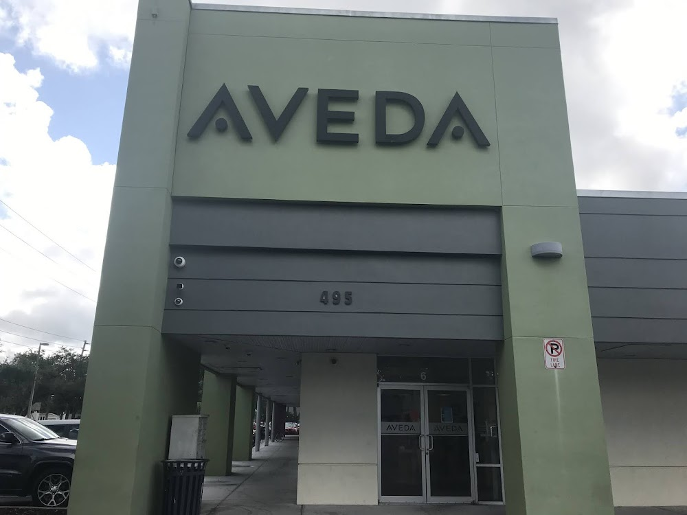 My First Time Getting My Hair Done At The Aveda Institute
