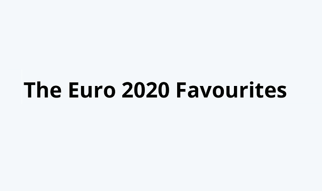 Favorites to win the Euro 2020