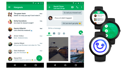 Google Hangouts: now simpler, faster, more beautiful