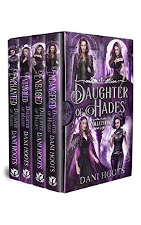 Daughter of Hades Collection - YA Greek Mythology Fantasy by Dani Hoots - book promotion sites