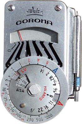 Koronametre