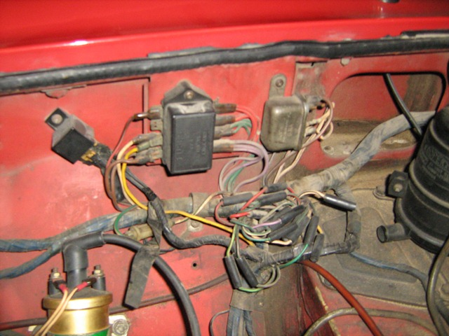 fan light kit wiring diagram jetta mk4 stereo diary of an mgb: let there be - fuses and relays