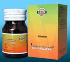 شراب فيتازينك Vitazinc مكمل غذائي 2018