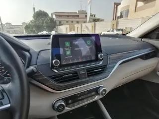 تجربة قيادة سيارة نيسان ألتيما الجديدة