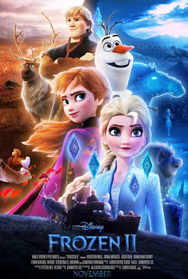 Frozen 2 (2019) Dual Audio Hindi 720p HDCAM 1GB