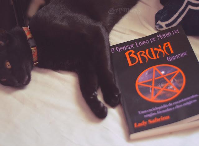 Resenha: O grande livro de magia da Bruxa Grimoire de Lady Sabrina