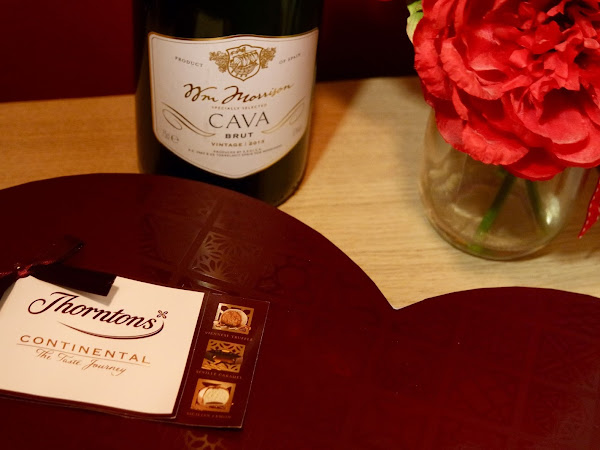 Lifestyle - Valentine's Day with Thorntons