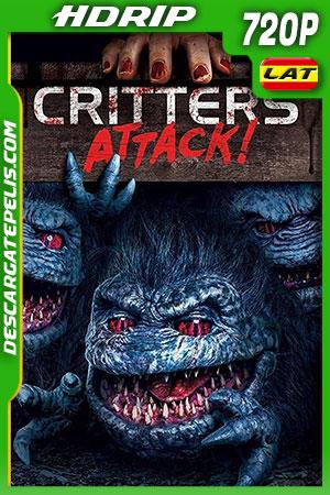 Critters ¡Al ataque! (2019) HDRip 720p Latino