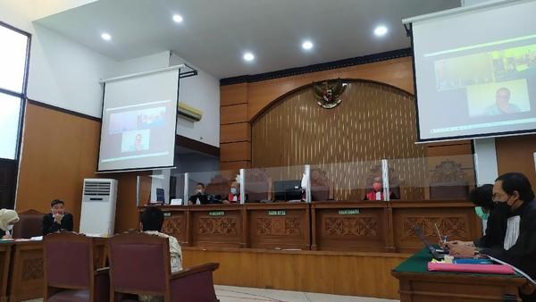 Jaksa Tanya Ketum APINDO soal 'Pengusaha Rakus' di Sidang Jumhur Hidayat