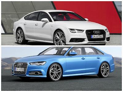 Novità Specifiche Tecniche Audi A6-A7