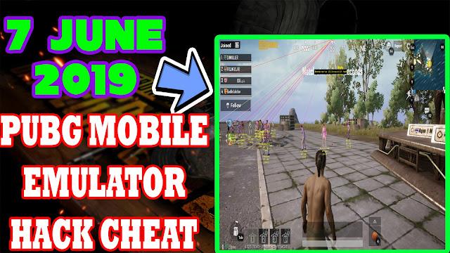 Update Download Cheat Pubg Mobile Emulator Vn Hax Aimbot