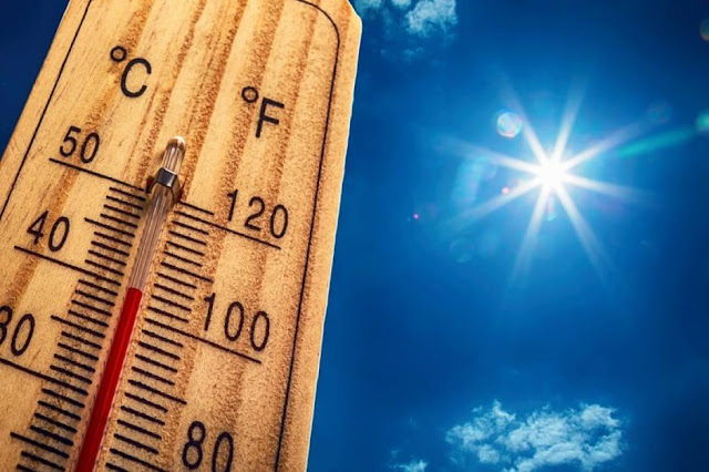 Υποχωρεί ο καύσωνας αλλά η ζέστη παραμένει και σήμερα στην Αργολίδα