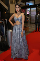 Rhea Chakraborty in a Sleeveless Deep neck Choli Dress Stunning Beauty at 64th Jio Filmfare Awards South ~  Exclusive 129.JPG