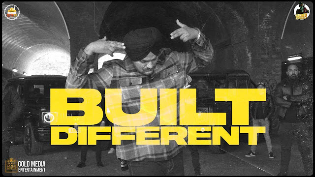 Built Different Lyrics – Sidhu Moose Wala | Moosetape