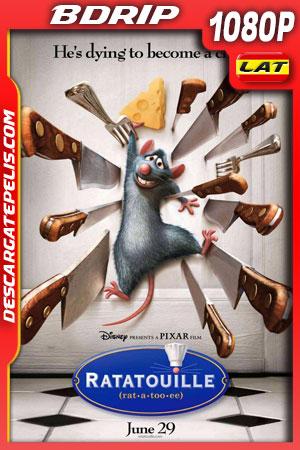Ratatouille (2007) 1080p BDrip Latino – Ingles