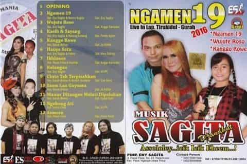 OM Sagita luncurkan album Ngamen 19 di tahun 2016