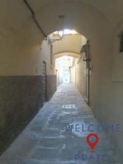 Foto del Vicolo Fior di Vetta a Prato