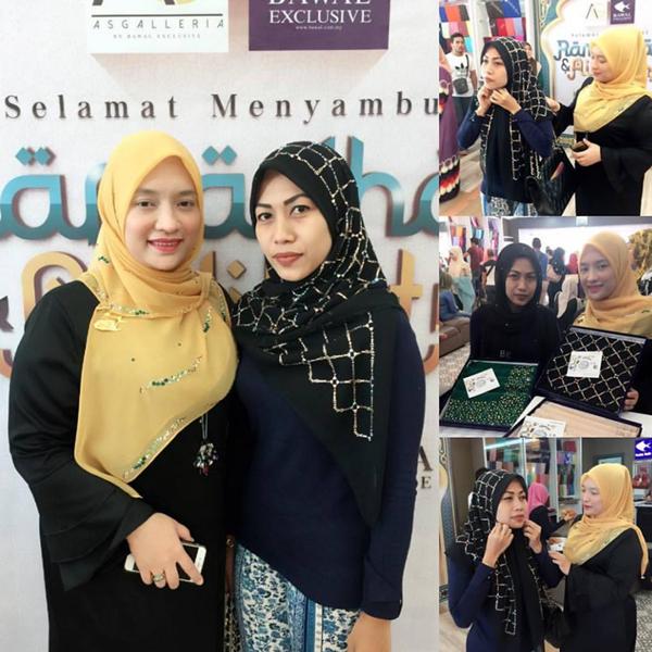 Viral Beli Tudung Harga RM10 Ribu, Inilah Wajah SEBENAR Pembeli Tersebut Cetus Perhatian Netizen!