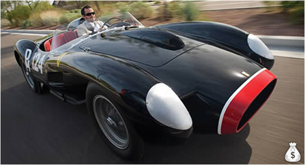 The most expensive car ever sold '1957 Ferrari 250 Testa Rossa' ~ World's most Expensive Cars Review