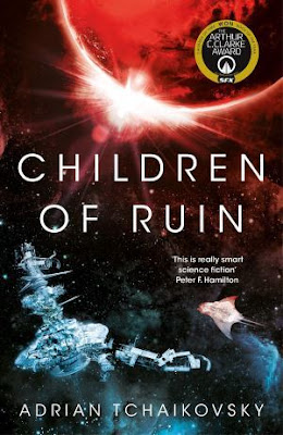 Cover for Children of Ruin