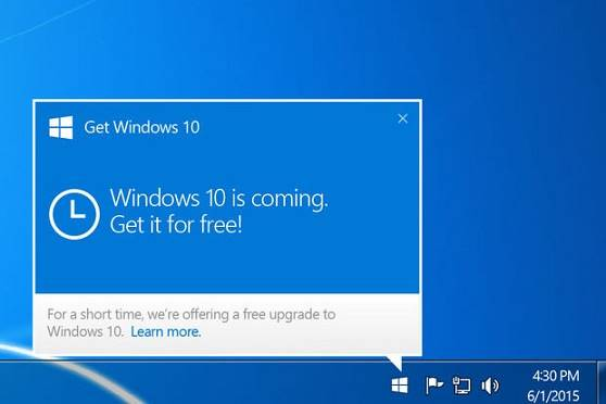 Upgrade windows 10 dengan Windows 8.1