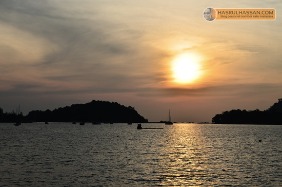 Sunset at Langkawi #VMY2014