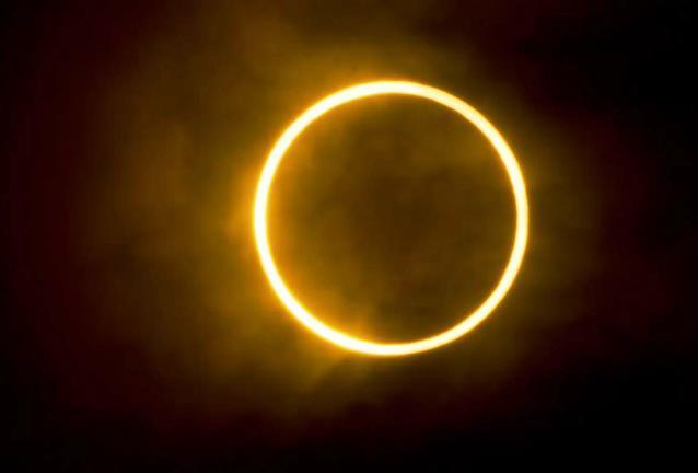 Fenomena Gerhana Matahari Cincin 26 Desember 2019
