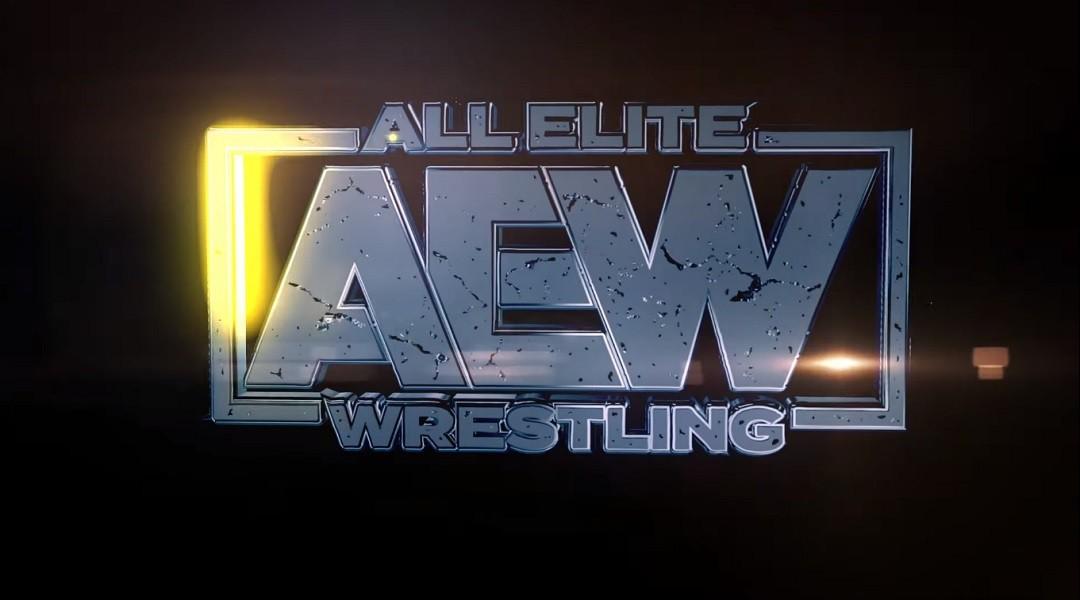 all elite wrestling logo