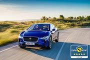 Jaguar I-Pace received full marks for safety