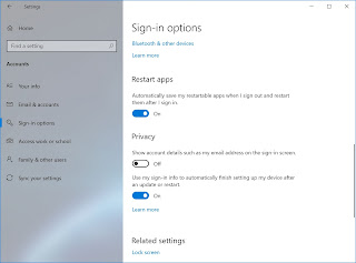 Microsoft tests more control for apps that restart with Windows 10