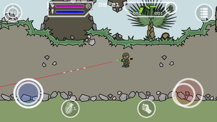 mini militia ghost mod apk download free
