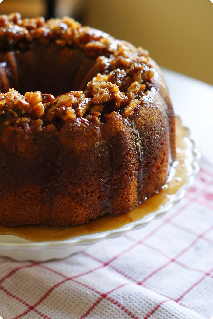 pioneer woman boozy pudding cake