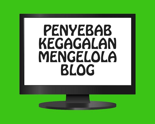 Kesalahan Mengelola Blog yang Wajib Kalian Hindari