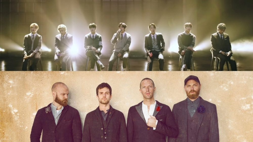 BTS Reportedly Collaborating With Coldplay, This is Big Hit Music's Response