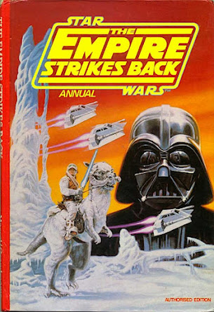 Empire Strikes Back Annual 1981, Darth Vader