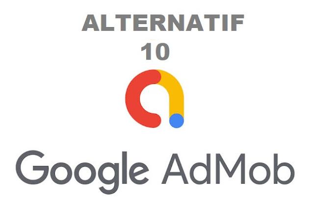 10 Alternatif AdMob Terbaik untuk monetisasi aplikasi Android