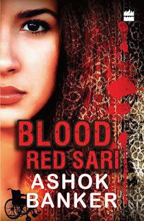 Blood Red Sari by Ashok Banker