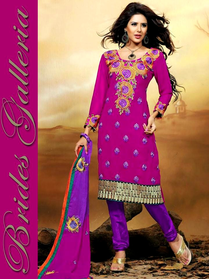 These New Punjabi Suit Design Outfits for the Brides-to Be