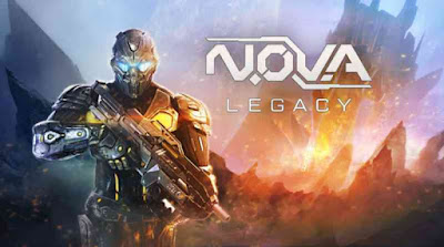 Download Game N.O.V.A. Legacy Mod Apk