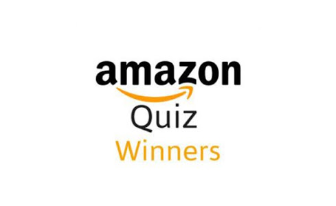 (New Results) All Amazon Quiz Results-Winners List Of All Amazon Quiz